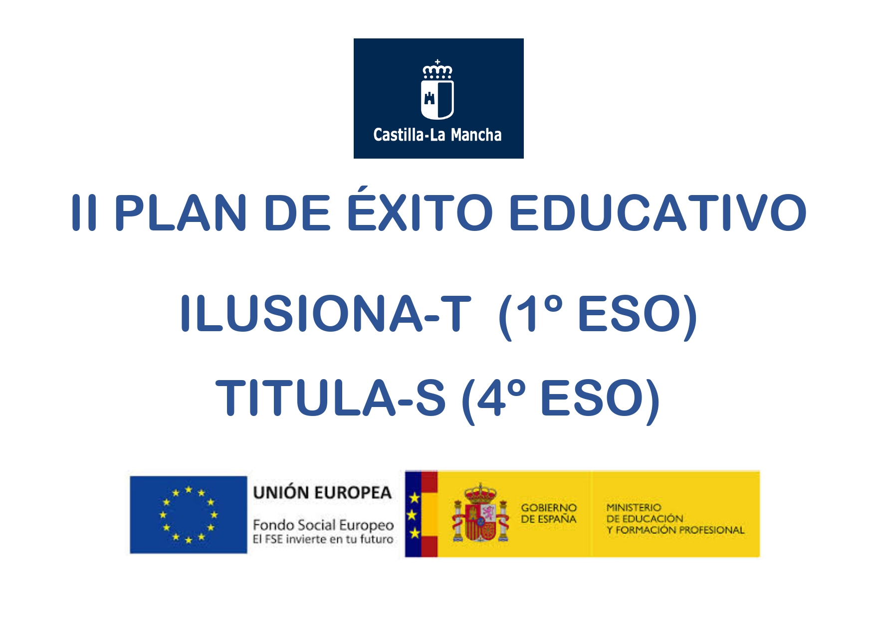 II PLAN DE EXITO EDUCATIVO WEB